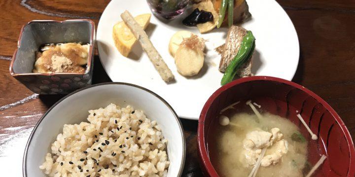 玄米 食事 画像